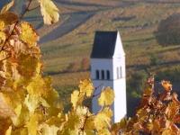 le-clocher-en-automne